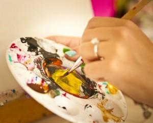 Breasties Paint Palette